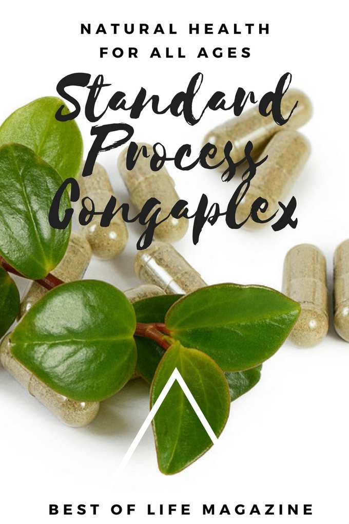 Standard Process Congaplex has helped our family for over 10 years in fighting the flu and sickness so we do not need to see the doctor or use medicine as often.