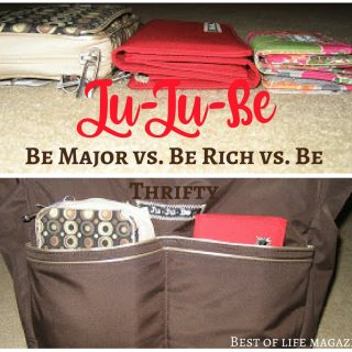 Ju-Ju-Be has a wonderful product line including a collection of wallets. Here we compare the Ju Ju Be Be Major and Be Thrifty with the Be Rich.