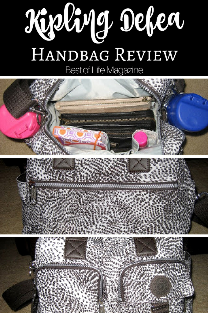 This Kipling Defea Handbag Review In The Fun Cheetah Print Shows You Just How Perfect It