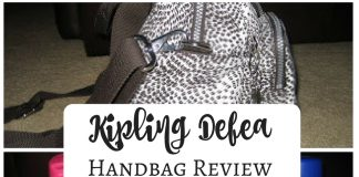 Who's ready for a little Cheetah action? :) This Kipling Defea Handbag Review in Cheetah shows you just how easy life can be for parents.