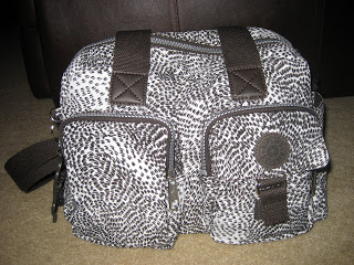 Kipling Defea Handbag Review in Cheetah