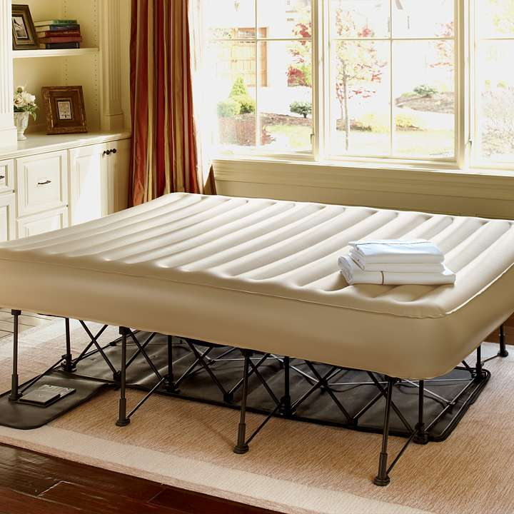 Frontgate Ez Bed Inflatable Bed Review And Video The