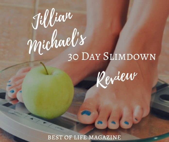 This Jillian Michaels 30 Day Slimdown Review will help you determine if this plan is right for you and your fitness level.