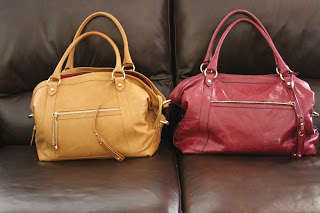 A Closer Look at the Belen Echandia Make Me Smile Midi Handbag