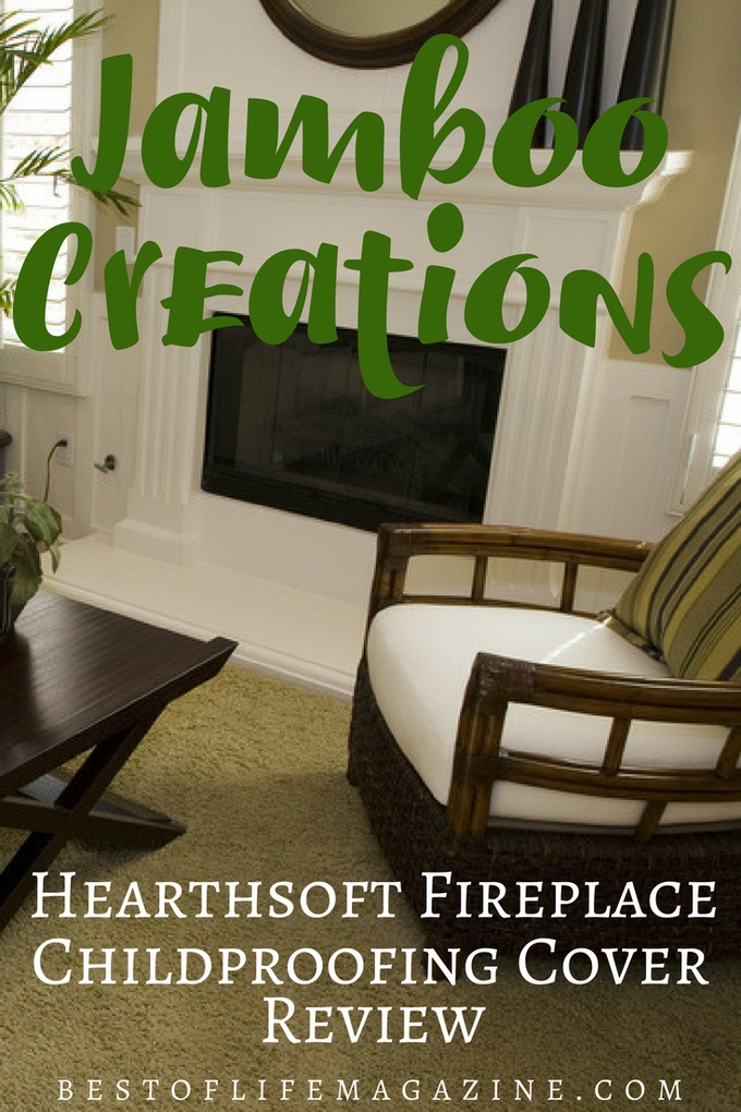 Keeping your babies and toddlers safe is so important. This is the best fireplace hearth childproofing we found!