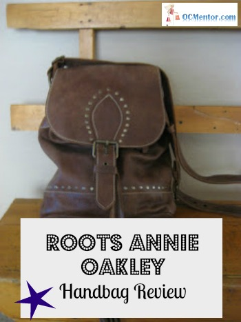 Roots Annie Oakley Handbag Review