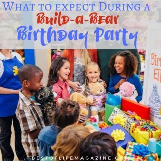 Wondering what to expect during a Build a Bear Birthday Party? We walk you through the process and have a coupon code for.