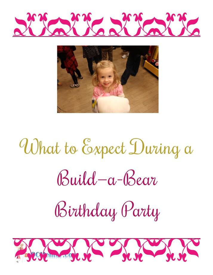 Build a bear birthday party coupon code 2018