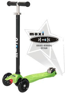 Spotlight on the Maxi Kick Scooter from Kickboard USA ...
