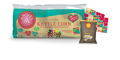 Angie's Kettle Corn Snack Packs Review