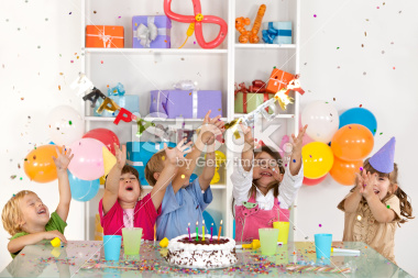 How to Set a Table for your Child's Birthday Party