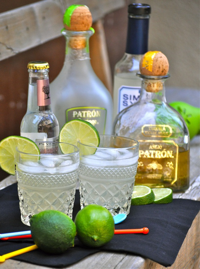 The quest for the best skinny margarita is over now that you have this Patron skinny margarita recipe with Patron Lime Citronge. Patron Margarita Recipes | Low-Calorie Margarita Recipe | Cocktail Recipes | Happy Hour Recipes
