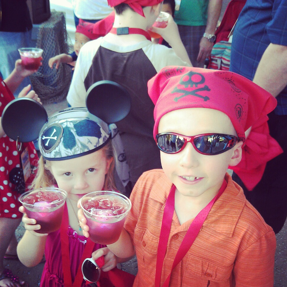 A Day in the Life of a Disney Social Media Mom