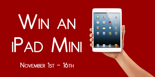 Win an Apple iPad Mini (2)