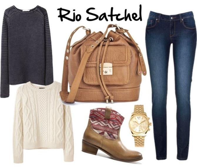 Belen Echandia Rio Satchel Review