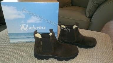 naturino boots boys