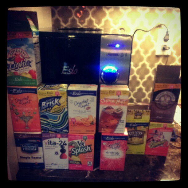 esio hot and cold beverage system review