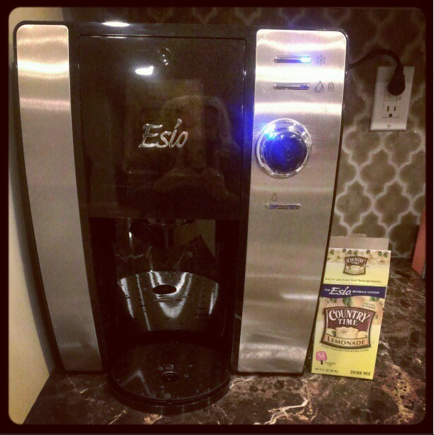 Esio Hot and Cold Beverage System Review #EsioBeverage