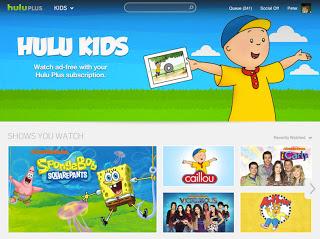 Tech Guide to Hulu Plus Kids Programming