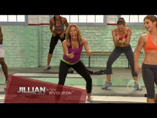 Surviving Week 1 of Jillian Michaels Body Revolution
