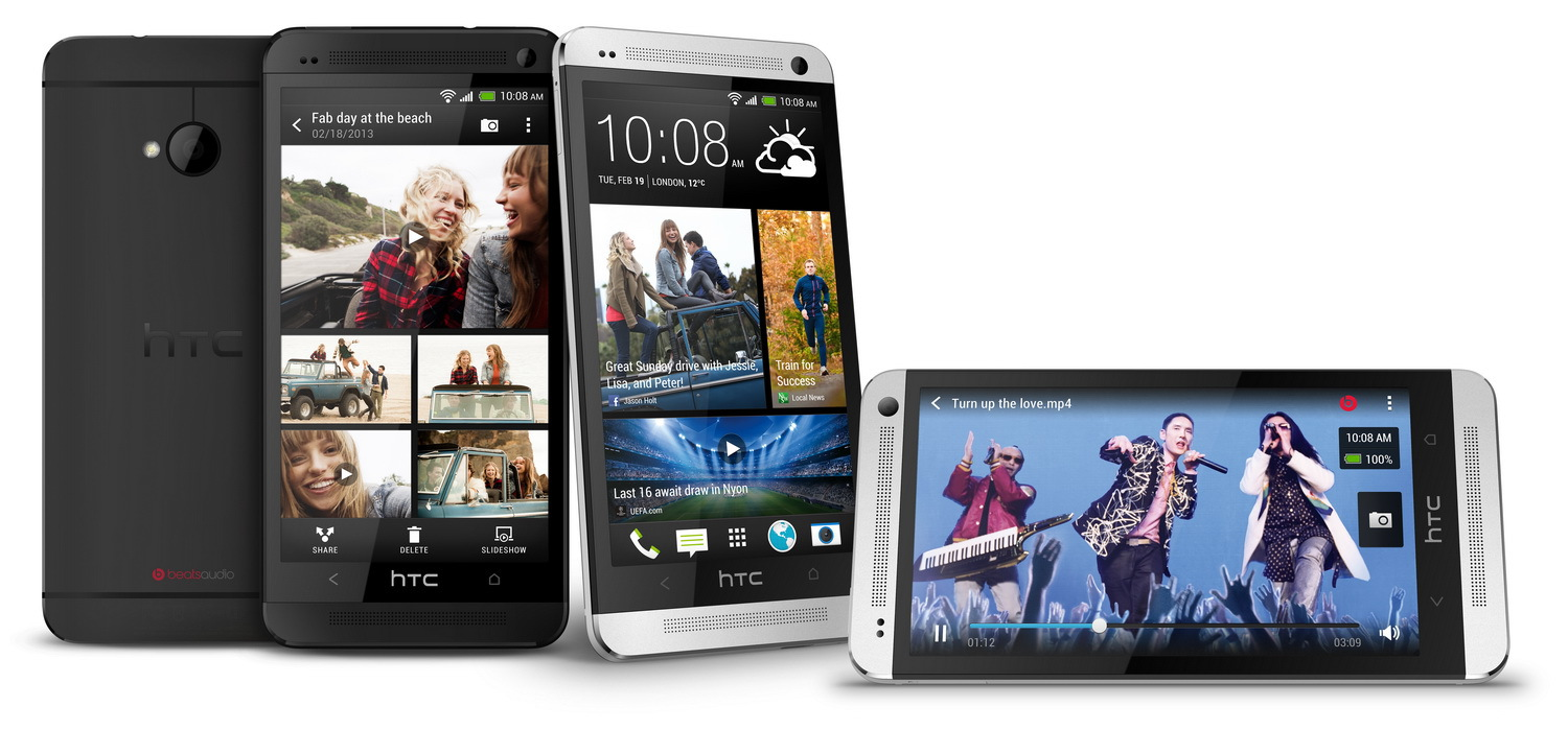 Video from the Live Announcement of the #HTCOne