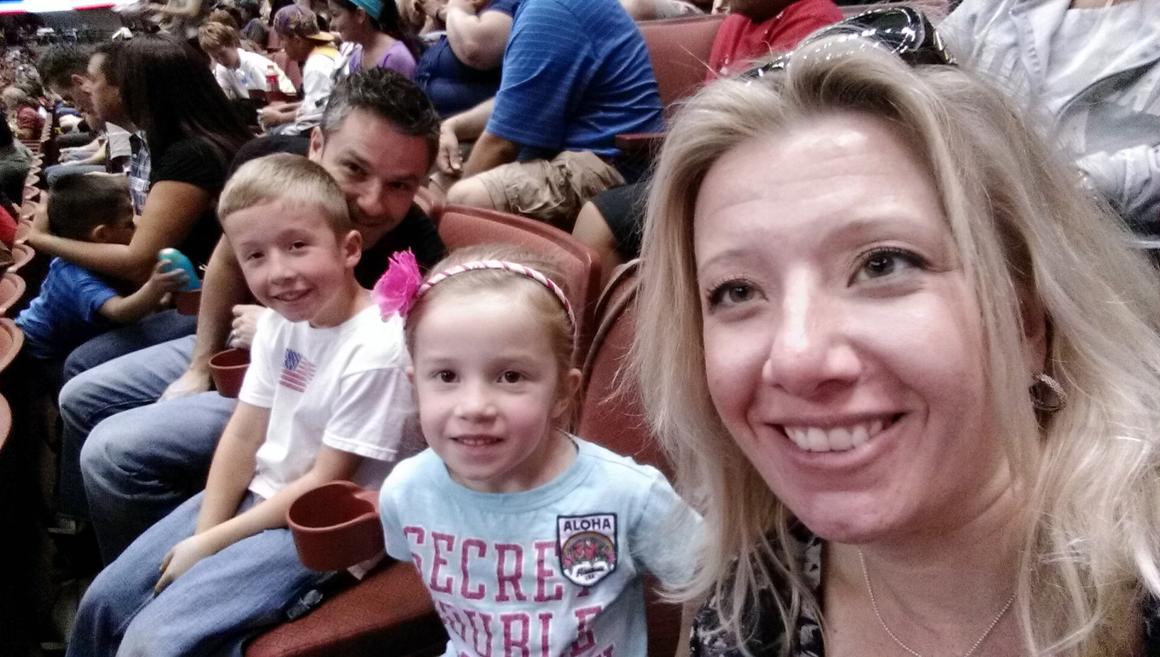 Our Harlem Globetrotters Game Experience {@Globies #GlobieFamily}