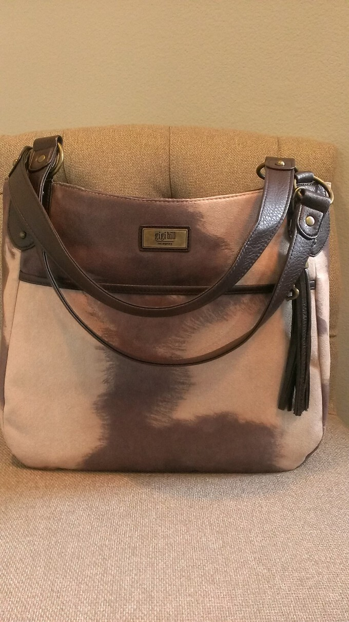 Gigi Hill Carolyn Handbag Review