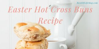 Yummy Easter Hot Cross Buns Recipe