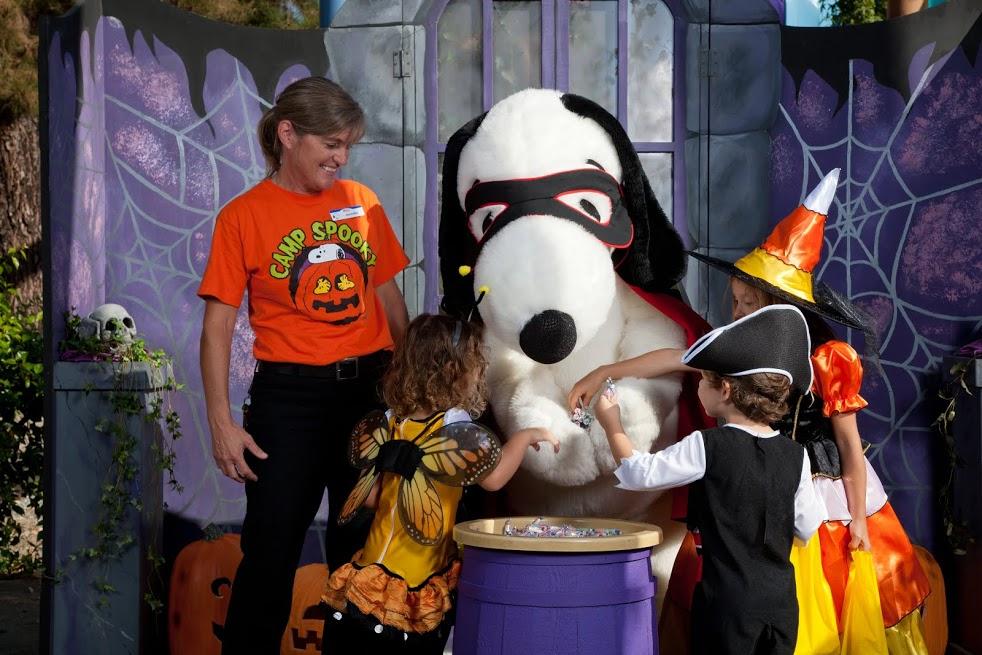 Halloween Activities in Orange County with Knott's