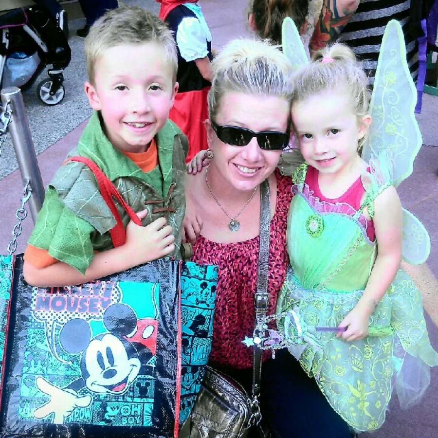 Purchase Tickets in Advance for Mickey's Halloween Party at Disneyland me and kids