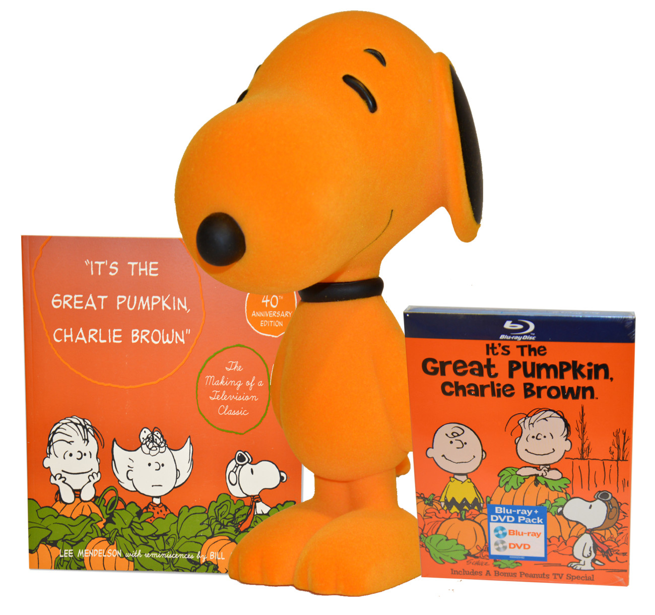 Celebrate Halloween and Win a Peanuts Prize Package