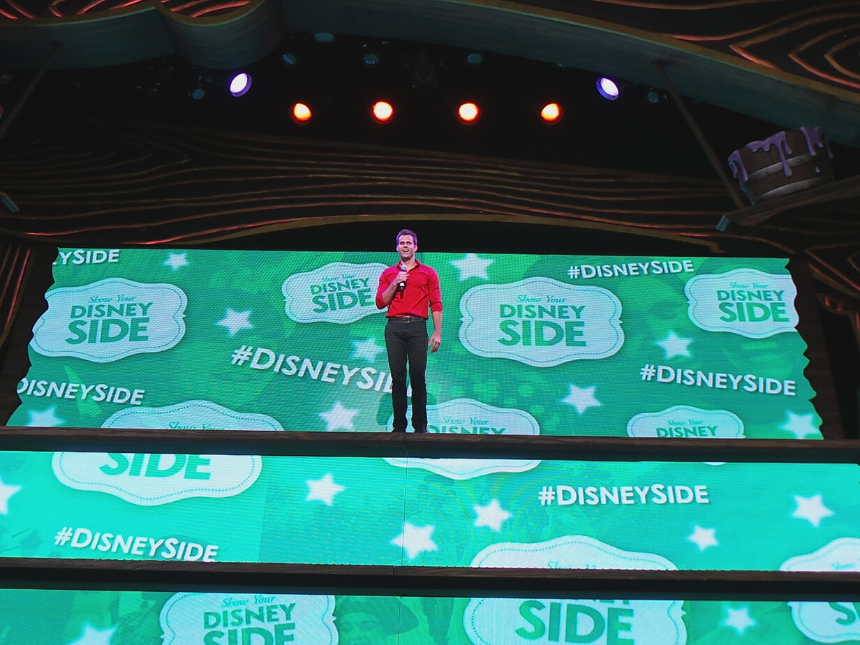 4 Facts to Help you Show your Disney Side (#DisneySide)