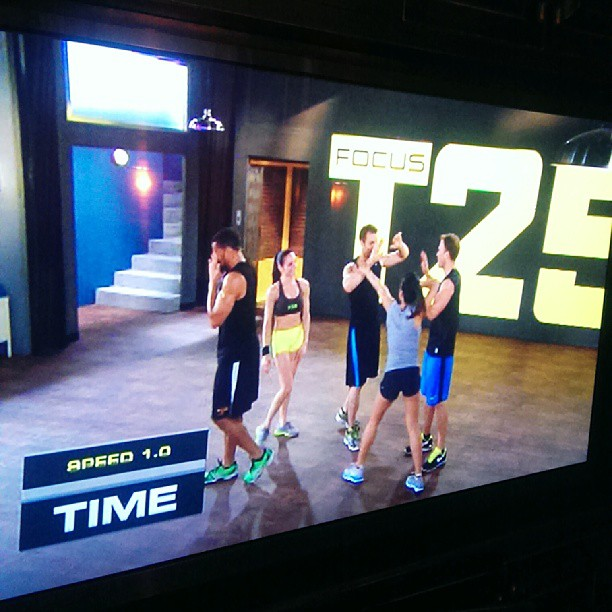 Focus T25 Review and Tips speed 1.0