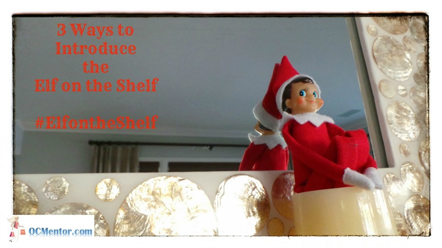 Get in the Holiday Spirit with the Elf on the Shelf! Join in the fun and watch your family's holiday enjoyment grow day after day.