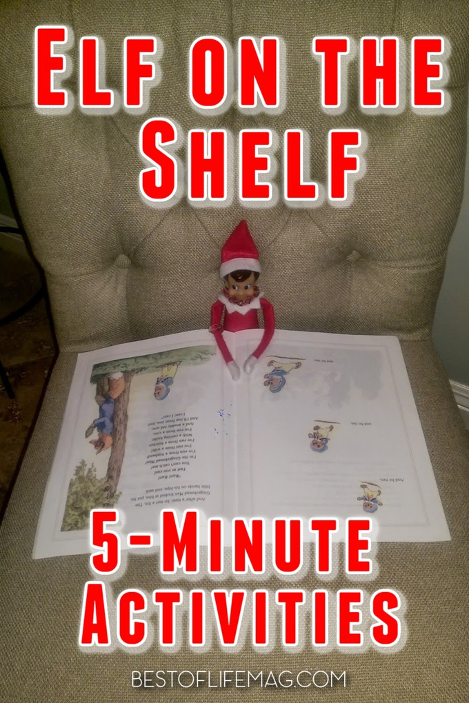 Looking for a few fun and easy Elf on the Shelf activities for the holiday season straight from the North Pole? These Easy Elf on the Shelf ideas will work. Classroom Ideas for Elf on the Shelf | Things to do with Elf on the Shelf | Tips for Elf on the Shelf | Elf on the Shelf Ideas | Fun Elf on the Shelf Ideas | Easy Elf on the Shelf Ideas #elfontheshelf #activities via @amybarseghian