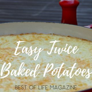 This easy twice baked potatoes recipe is the most requested recipe in our home, especially during the holidays!It's a quick recipe that everyone loves! Mashed Potatoes Recipe | Twice Baked Potatoes Like Pioneer Woman | Potatoes Recipes | Potatoes in Oven | Thanksgiving Recipes | Holiday Recipes | Fall Recipes