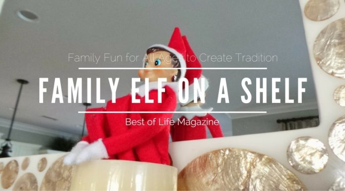 Fun family Elf on a Shelf ideas make tradition during the holidays even more memorable!