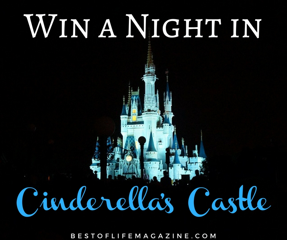 Win A Night In Cinderella S Castle Photos Amp How We Won