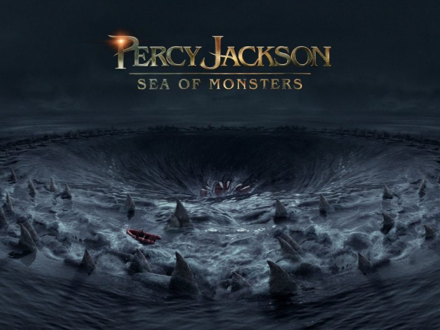 Percy Jackson Sea of Monsters is available TODAY! One lucky winner will receive the movie on Blu-ray! Enter today to win!