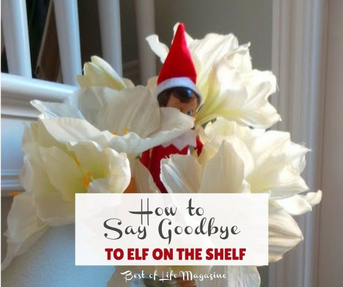 As you make final preparations for Christmas, don't forget about saying goodbye to Elf on the Shelf! Here are some ideas for saying goodbye to Elf! Holiday Traditions | Holiday Elf on a Shelf | Ideas for Saying Goodbye to Elf on a Shelf | Elf on the Shelf Last Day