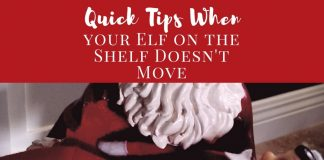 No matter how much we try, we all need these quick tips for when our Elf on the Shelf didn't move or when someone touches the Elf on the Shelf! Elf on the Shelf Touched | Elf on the Shelf Didn't Move | Elf on the Shelf Recovery Tips