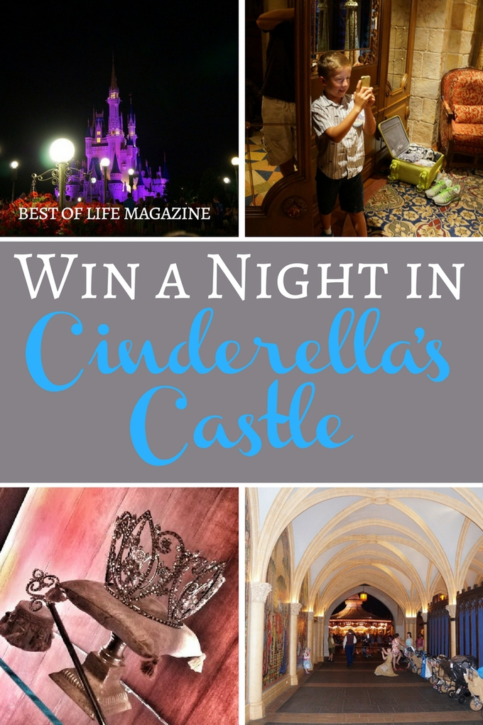 We won a night in Cinderella's Castle Suite and want to share the magic of our day as Disney royalty with you. Come inside and see photos of the suite!