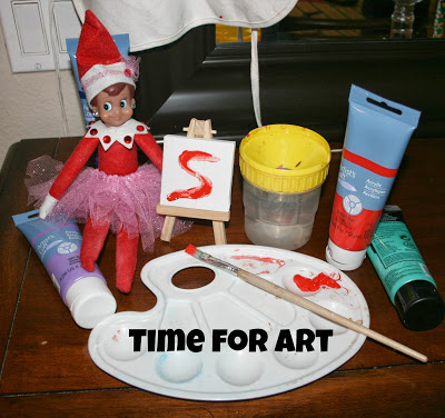 overthetopmommy art time
