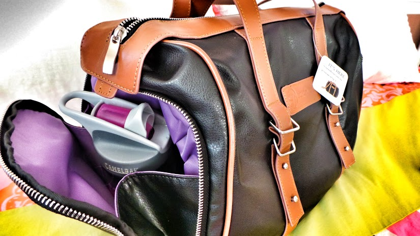 Looking for a chic diaper bag that looks like a handbag? We have a Sarah Wells Maddy Diaper Bag coupon code and review that will help you find it!