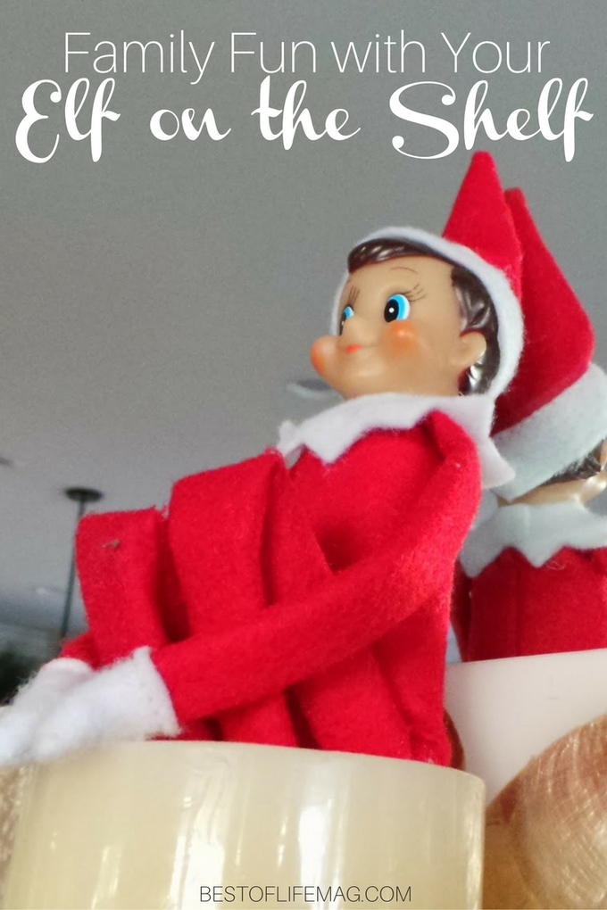 Fun family Elf on a Shelf ideas make tradition during the holidays even more memorable! Elf Ideas   Elf on the Shelf Family   Elf on the Shelf Ideas Kids   Elf on the Shelf Ideas for the Family   Elf Ideas for All Ages