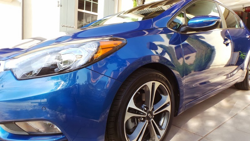 While I was mainly hoping to achieve great gas mileage in a new car, I found many reasons for everyone to buy the Kia Forte EX.