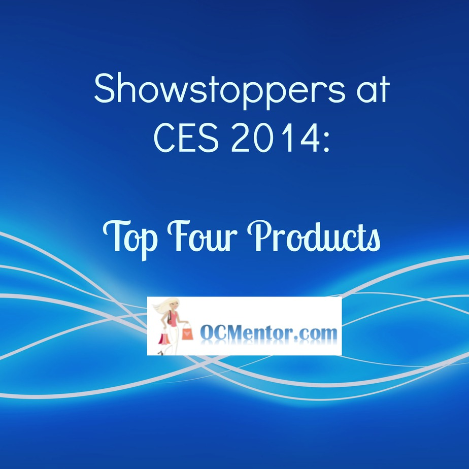 Top Four Products from Showstoppers at CES 2014 {#CES2014}