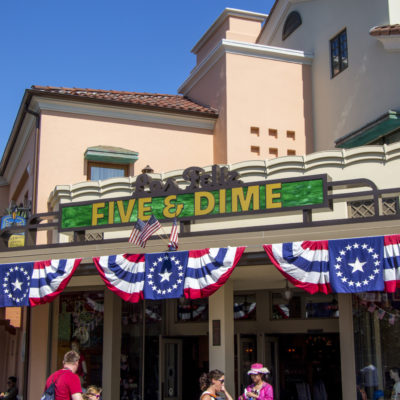 Let's take a detailed look at the new Buena Vista Street in Disney California Adventure and see just how much of Walt's past has been hidden in plain sight.