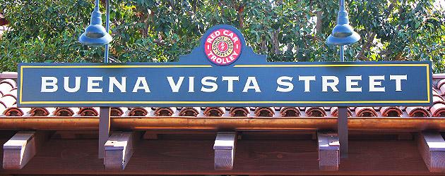 5 Secrets Hidden on Buena Vista Street in Disney California Adventure