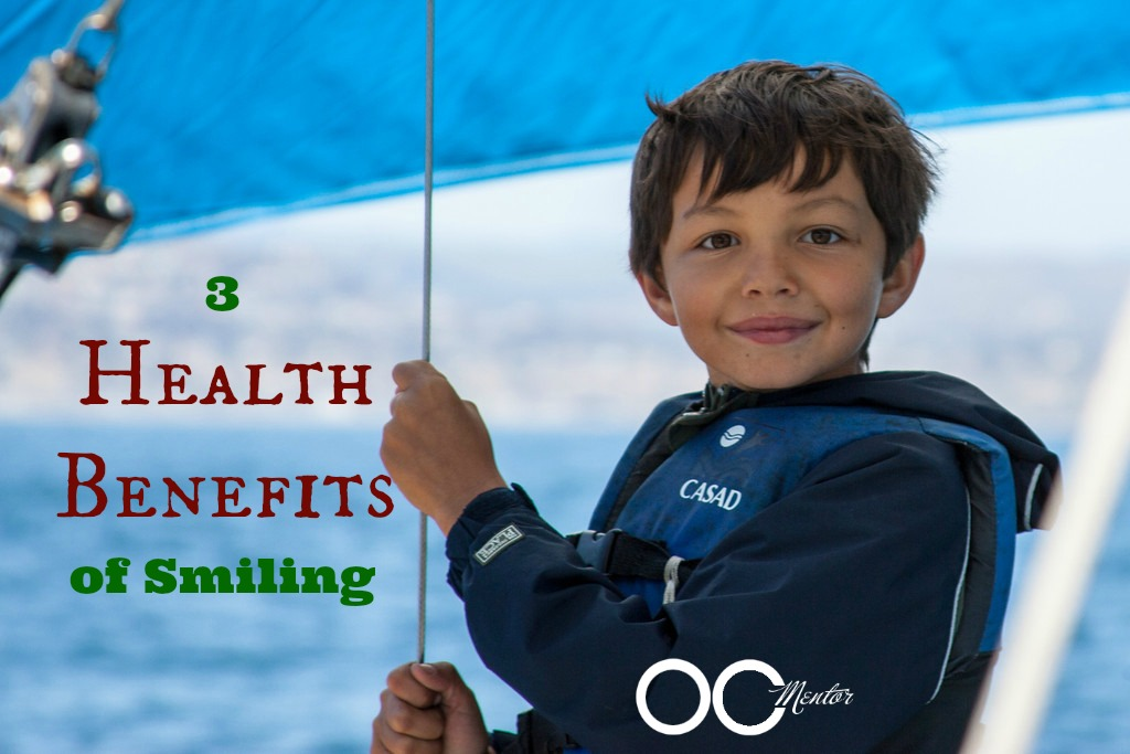3 Health Benefits of Smiling